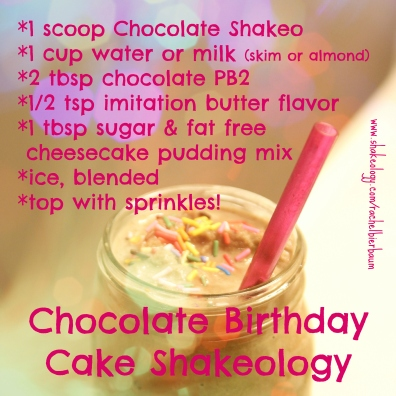Shakeology Recipes HappyHealthyStrongMama